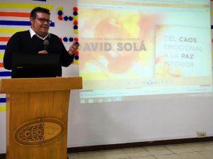 Presentado en CLC el libro de mi amigo David Solà